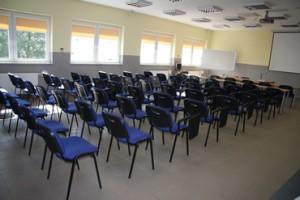zdjęcie sala wykładowa 1